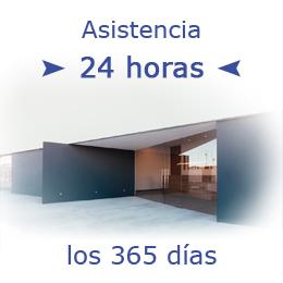 Asistencia funeraria 24 horas los 365 días del año