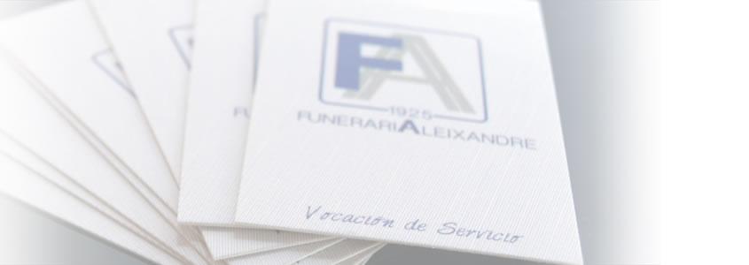 Documentación requerida | Funeraria Aleixandre (Valencia)